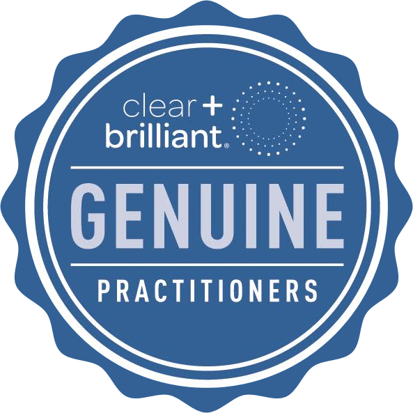 SEAL - CLEAR and BRILLIANT - GENUINE PRACTITIONERS